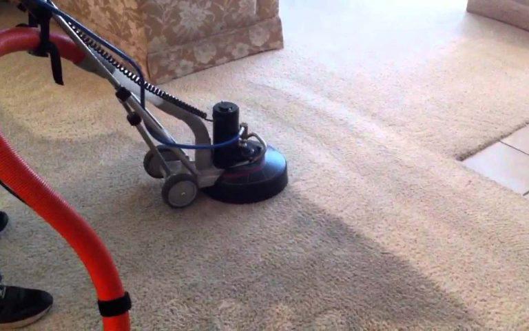 Residental Carpet Cleaning